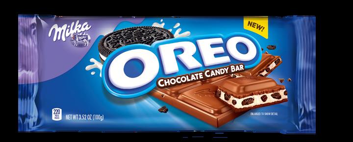 graphic Oreo Candy Bars