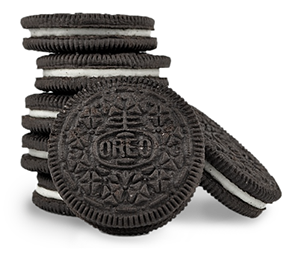 png library library oreo transparent stacked #100661363