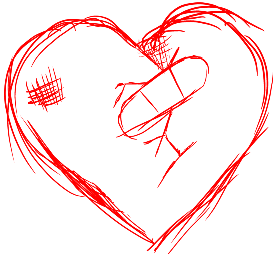 image freeuse Broken Heart