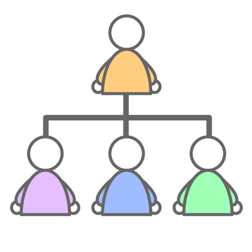 clip black and white library Cliparts zone . Organization clipart.