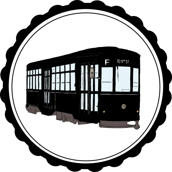 vector transparent library Timeline templates hayley s. Orleans clipart orleans streetcar