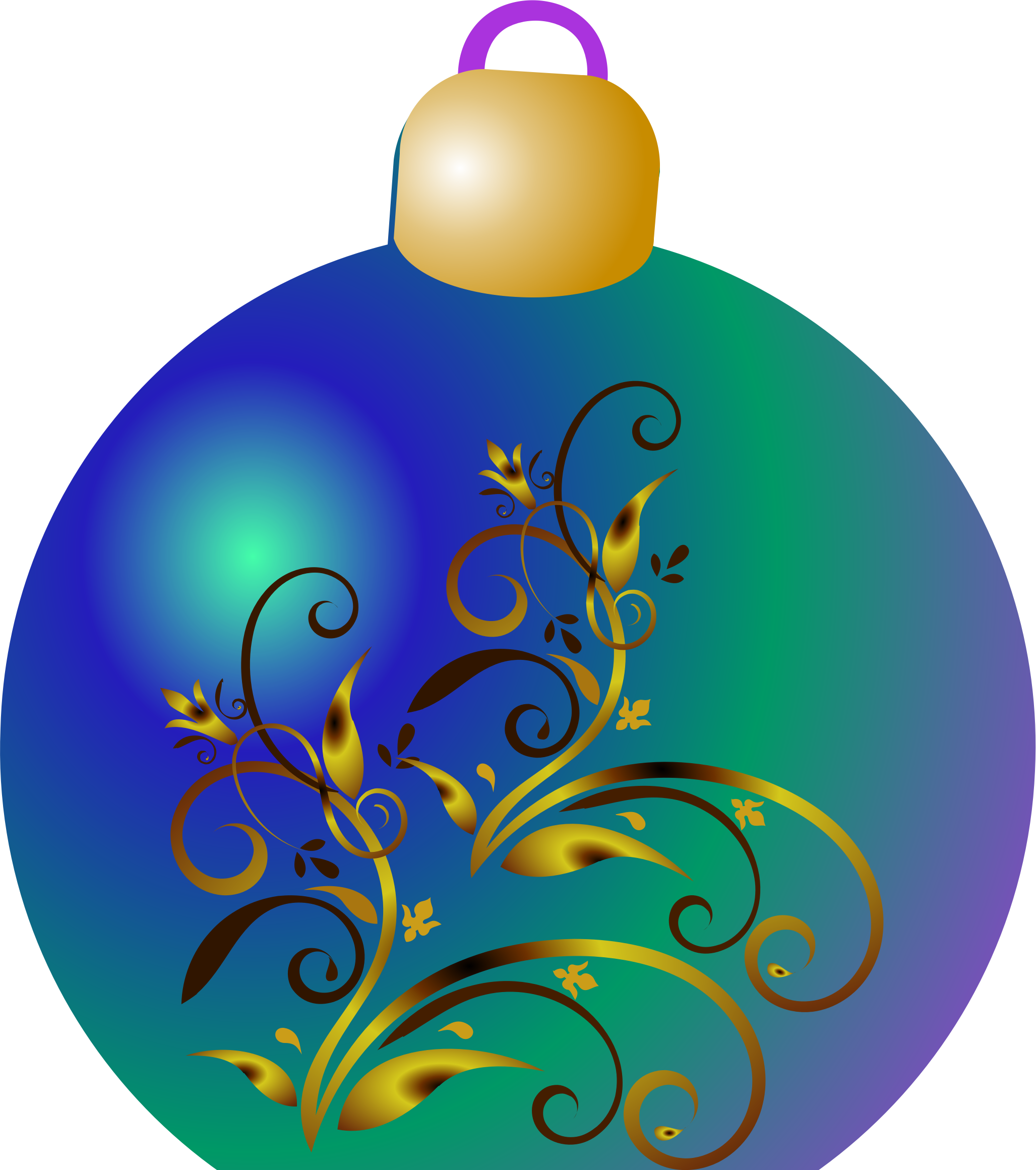 png transparent library Ornament clipart. Christmas
