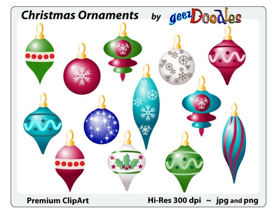 image library download Christmas clip art shiny. Ornaments clipart