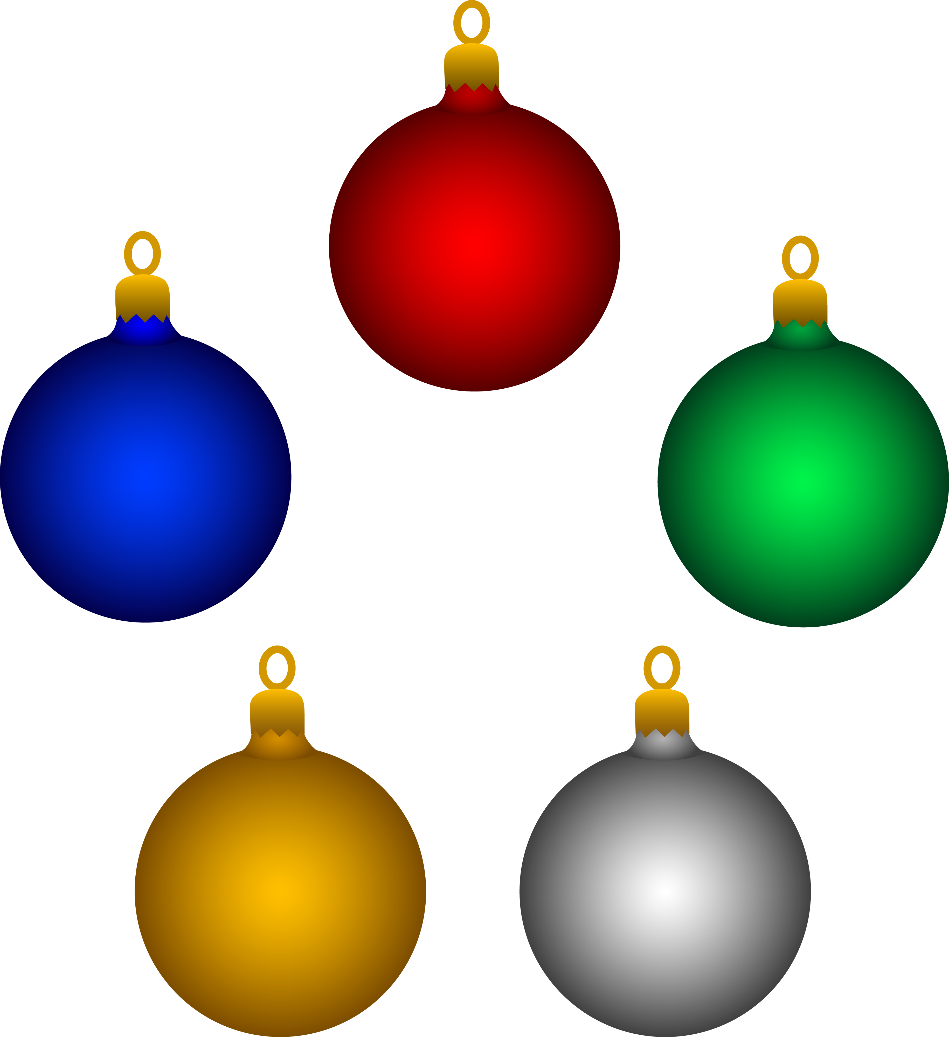png Ornaments clipart. Christmas tree