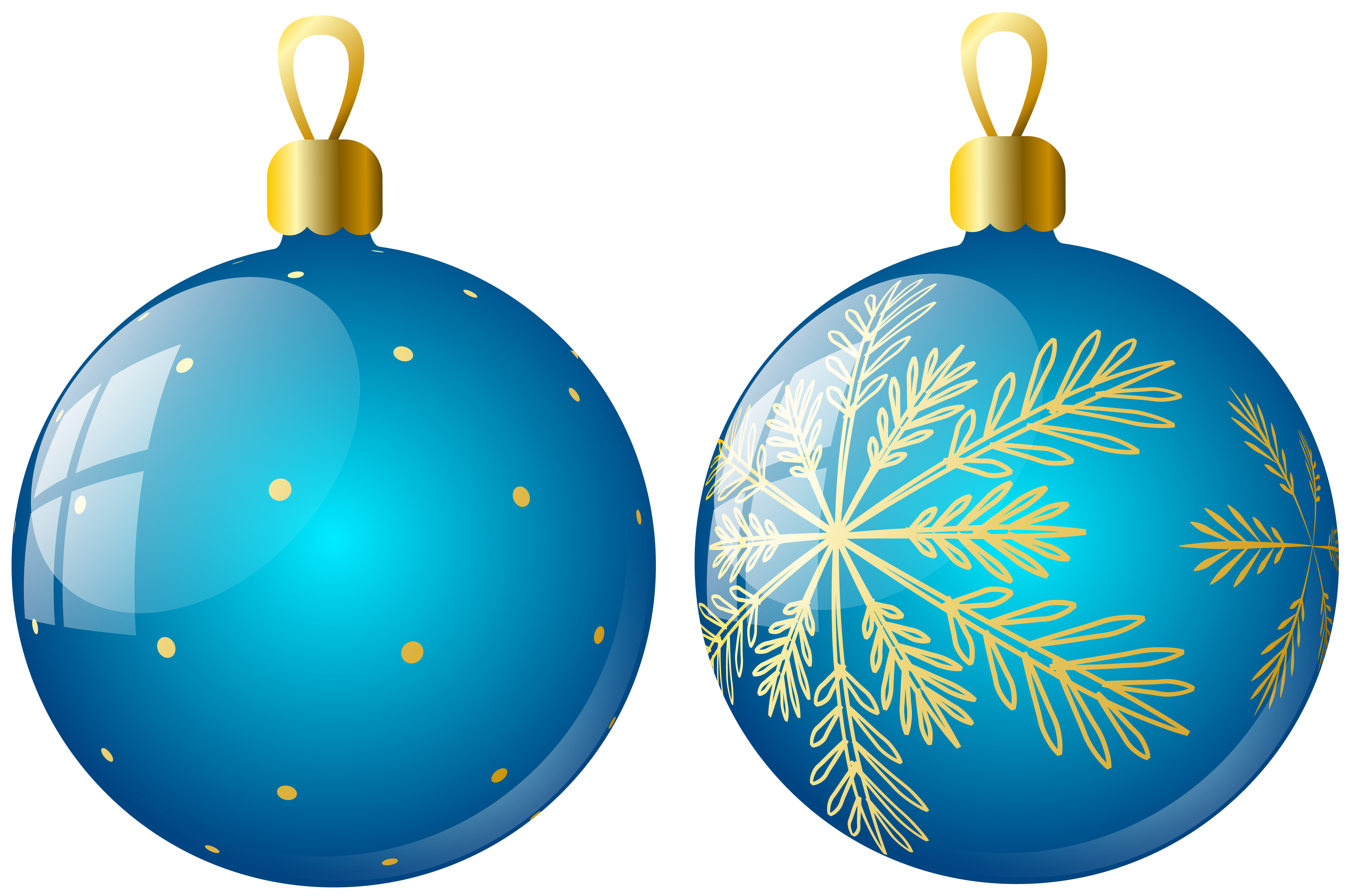 svg free download Ornaments clipart. Transparent two blue christmas