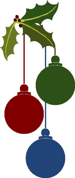 clip art freeuse Christmas Ornament Clip Art