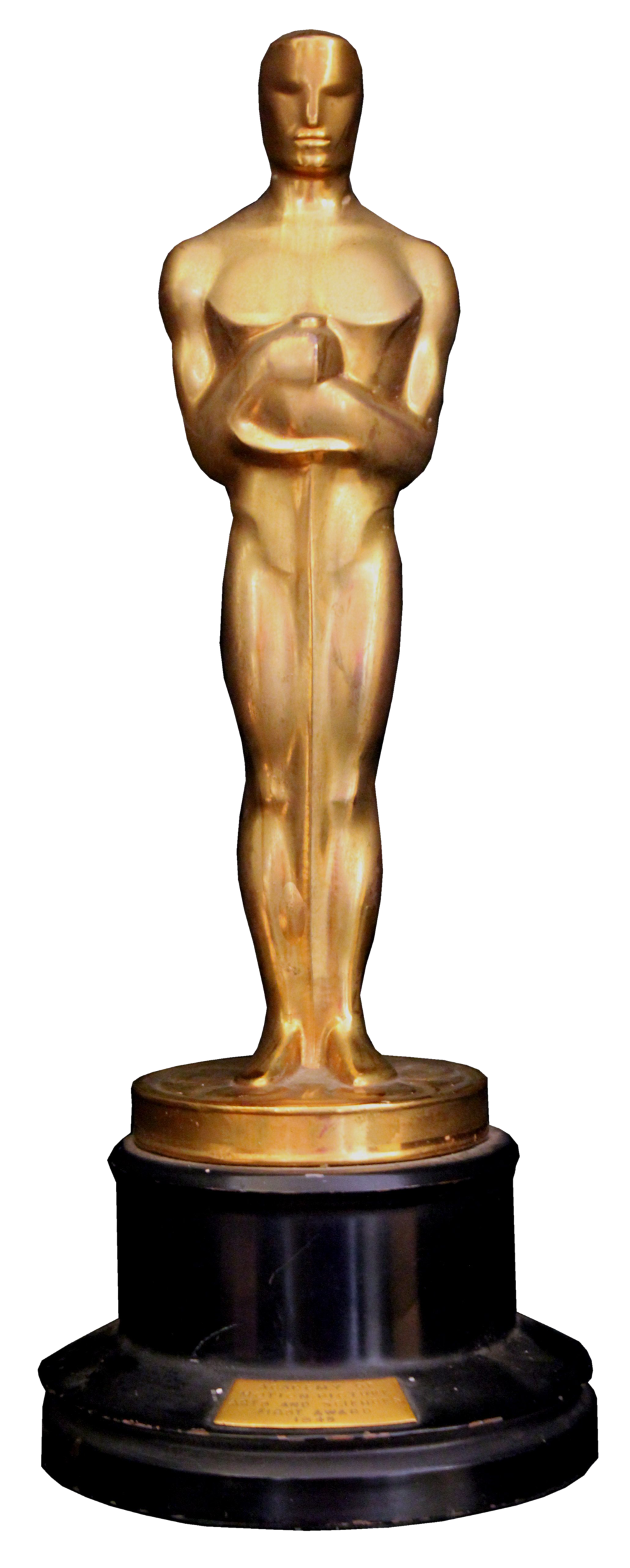 png Race to the oscars. Oscar transparent