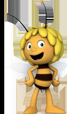 clip free library Maya The Bee