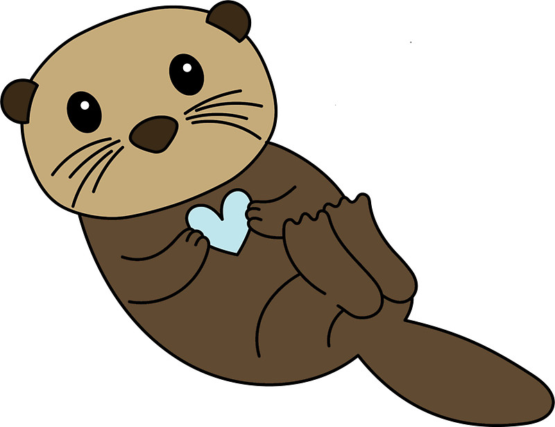 image download Otter clipart. Station .