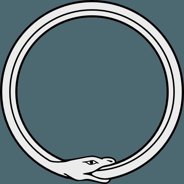 clip transparent stock Ouroboros Images