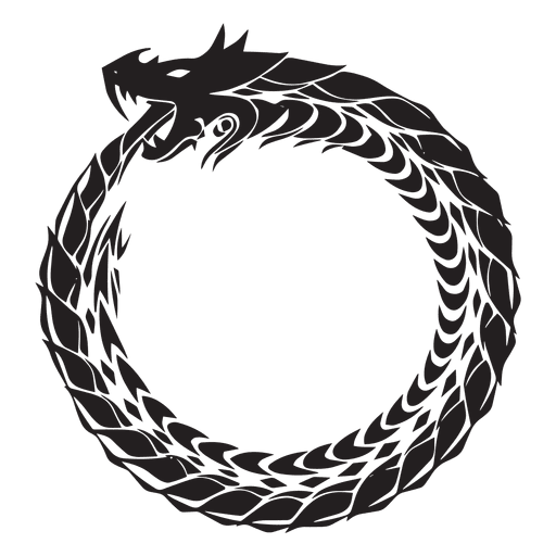 picture stock Snake religion transparent png. Ouroboros vector