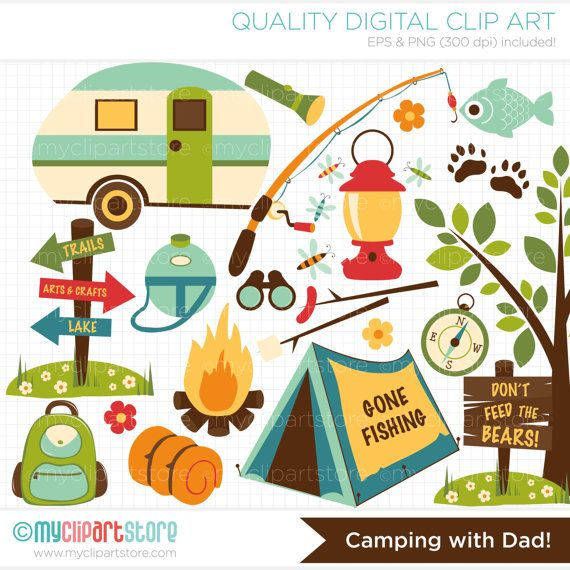 png free Camping father s day. Outdoors clipart camp sign