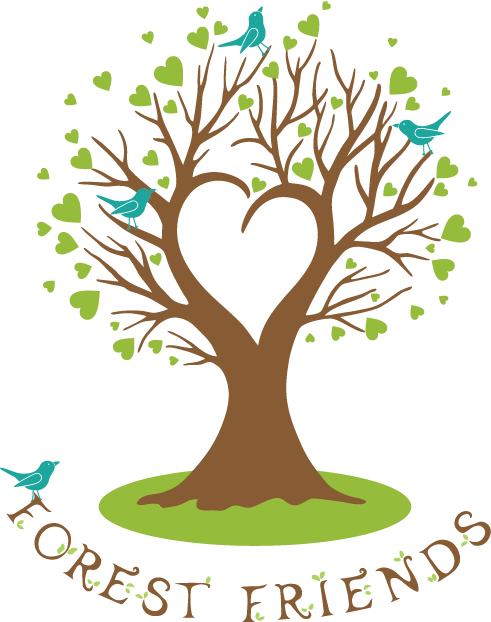 clipart stock Outdoors clipart forest. The friends nature based
