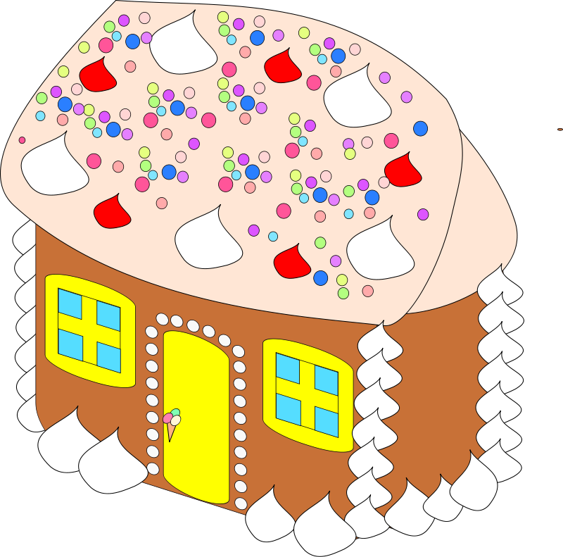 jpg royalty free stock Christmas Food Clipart