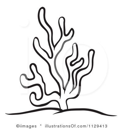 svg stock Black and white panda. Outline clipart coral