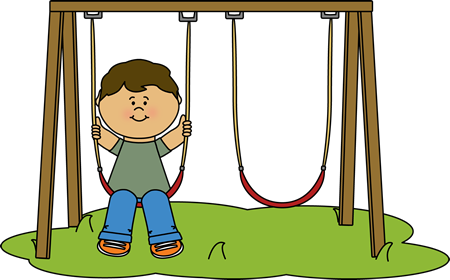 banner transparent Kids playing outside clipart. Outdoor recess free on