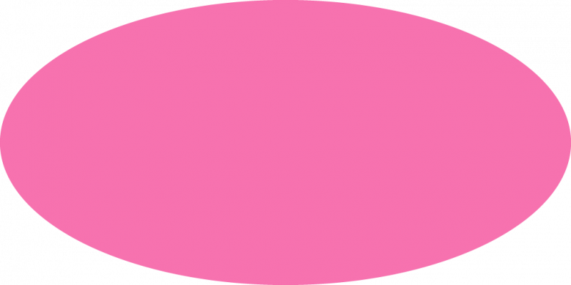 picture free Pink . Oval clipart