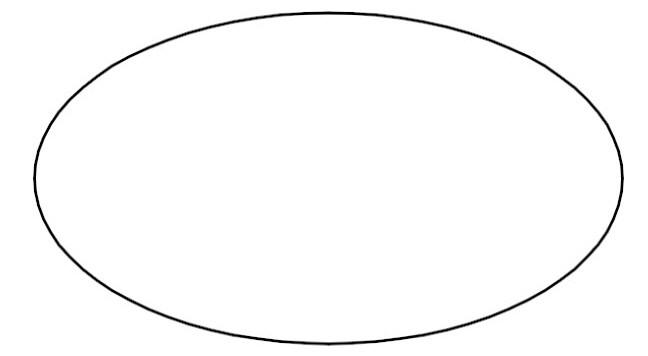 image free stock Oval clipart. Free cliparts download clip