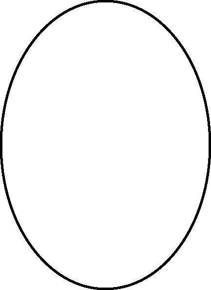 clip art download Oval Clipart transparent