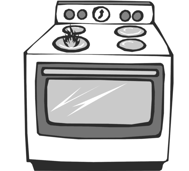 vector freeuse stock Free cliparts download clip. Oven clipart