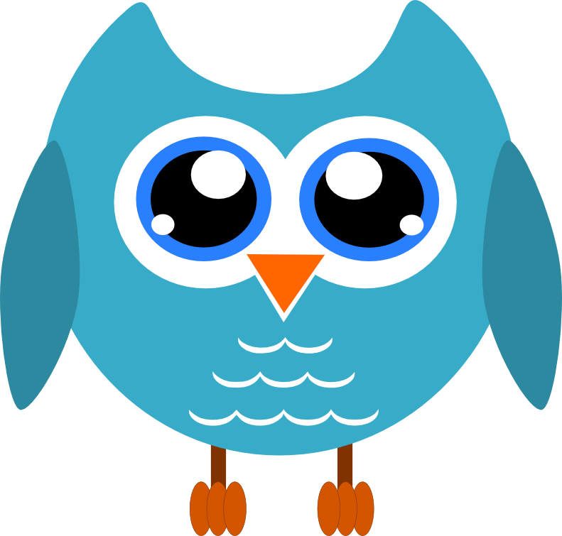 graphic black and white library Owl clipart. Stormdesignz