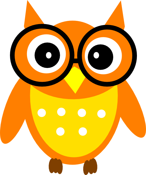 graphic Wise free black b. Owl clipart transparent background.