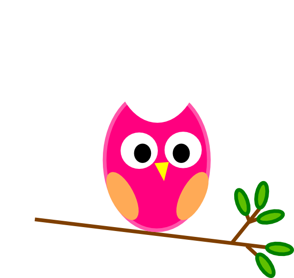 picture library stock Cute Cartoon Owls