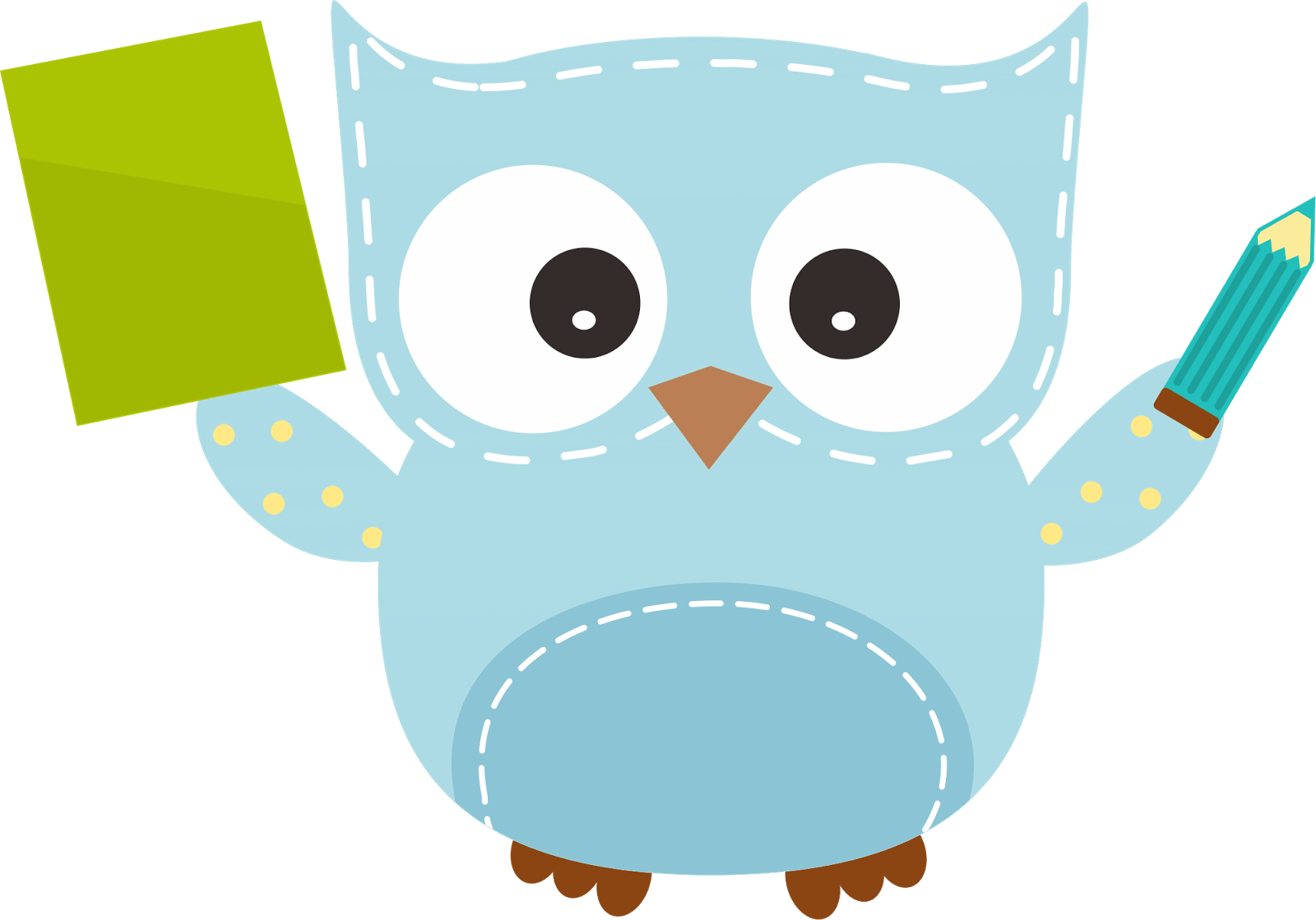 clipart royalty free library Cliparts zone . Owl writing clipart