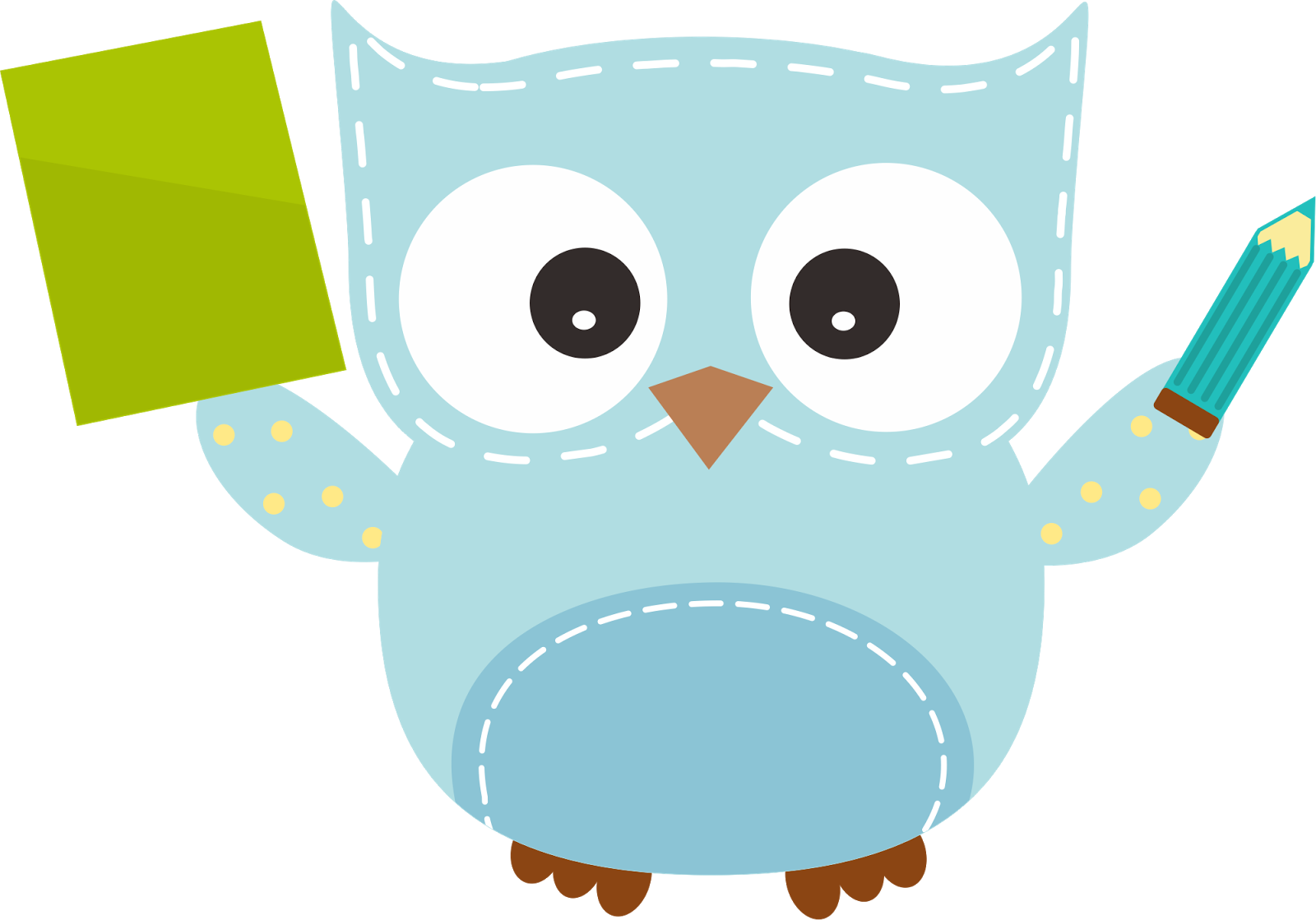 png transparent stock  collection of high. Owl writing clipart