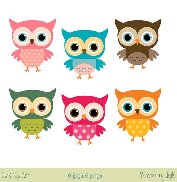 graphic transparent download Owls clipart. Baby owl clip art.