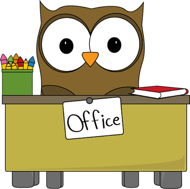 vector library library Hello from your new. Writer clipart owl