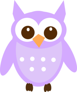vector black and white download Owl clip art at. Owls clipart purple