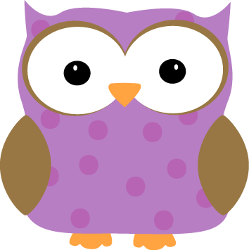 image free library Owl clip art images. Owls clipart purple