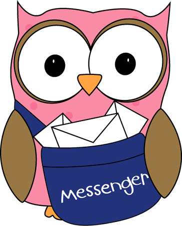 banner royalty free download Owl Classroom Messenger Clip Art