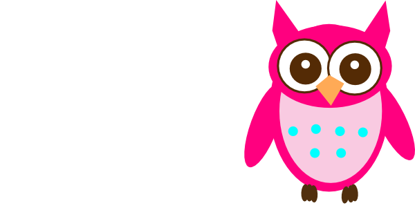 clipart library stock Cute Owl On Tree Clipart