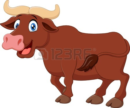 clipart transparent library Ox clipart. Station