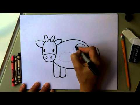 image library download How to Draw a Cow