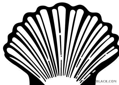 clip library stock Oyster clipart black and white. Clipartblack com animal free.
