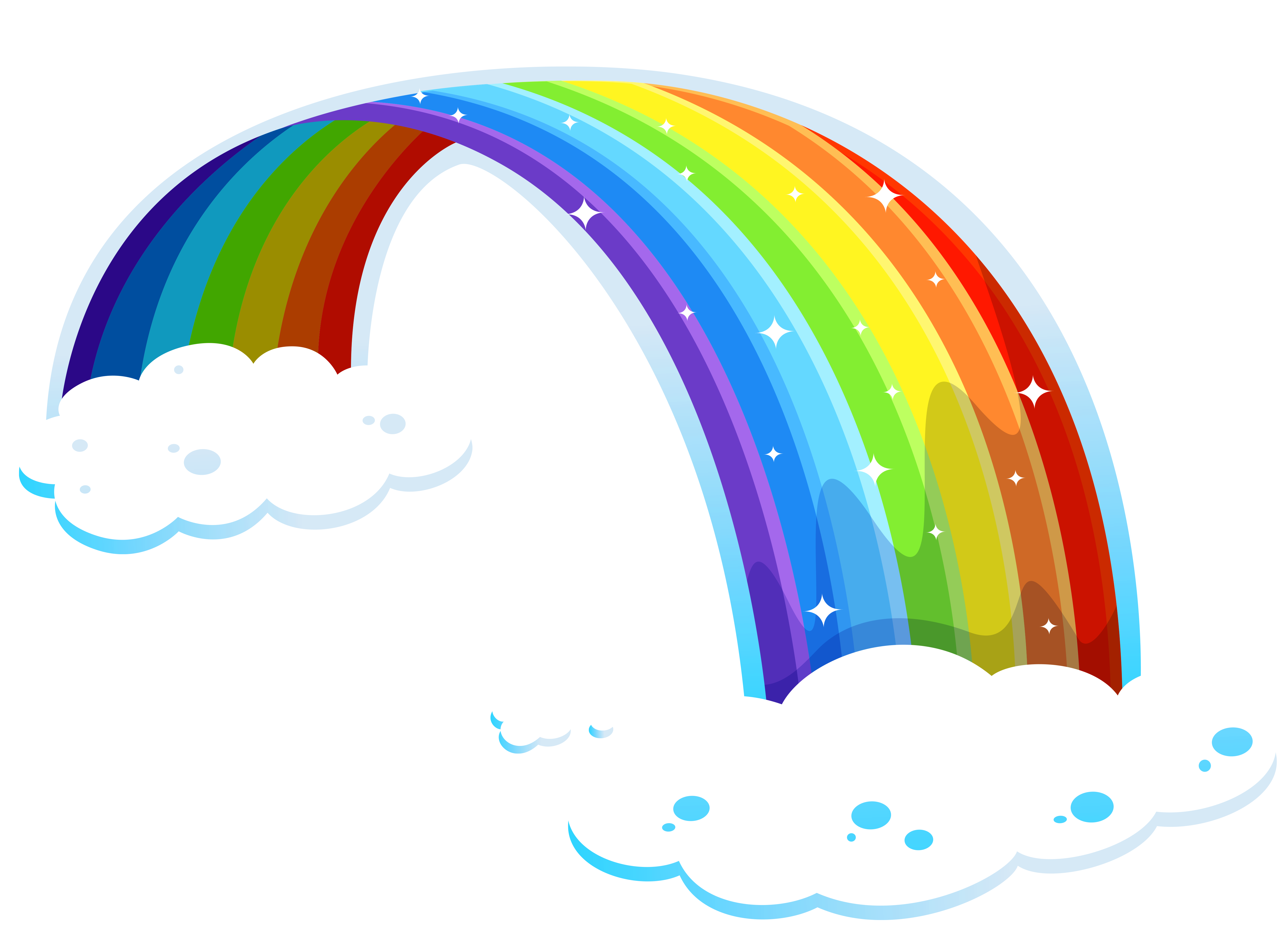 graphic download Wizard of rainbow free. Oz clipart.