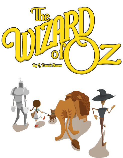 banner royalty free Oz clipart transparent background. The wizard of kempenfelt