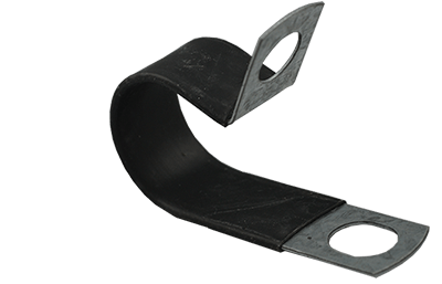 banner stock  mm pvc coated. Black clip metal