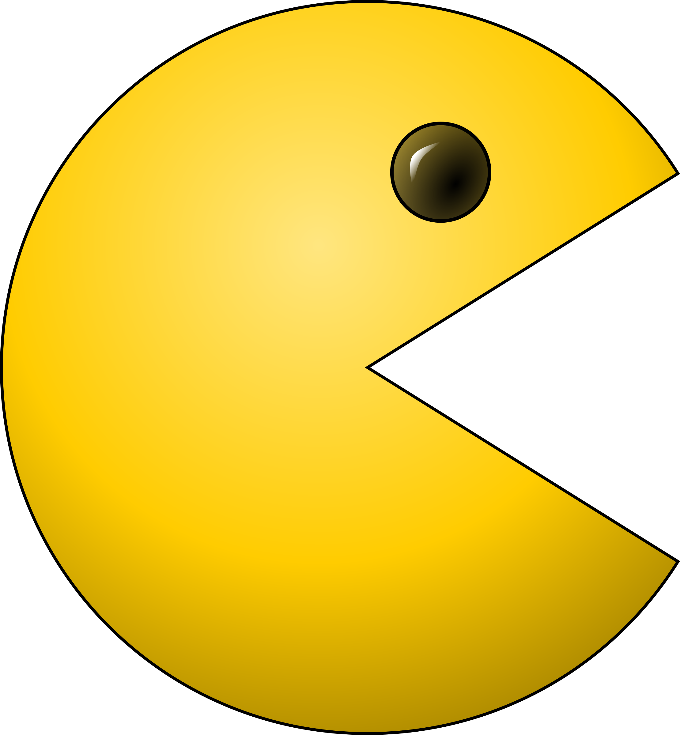 graphic freeuse library Big image png. Pacman clipart.