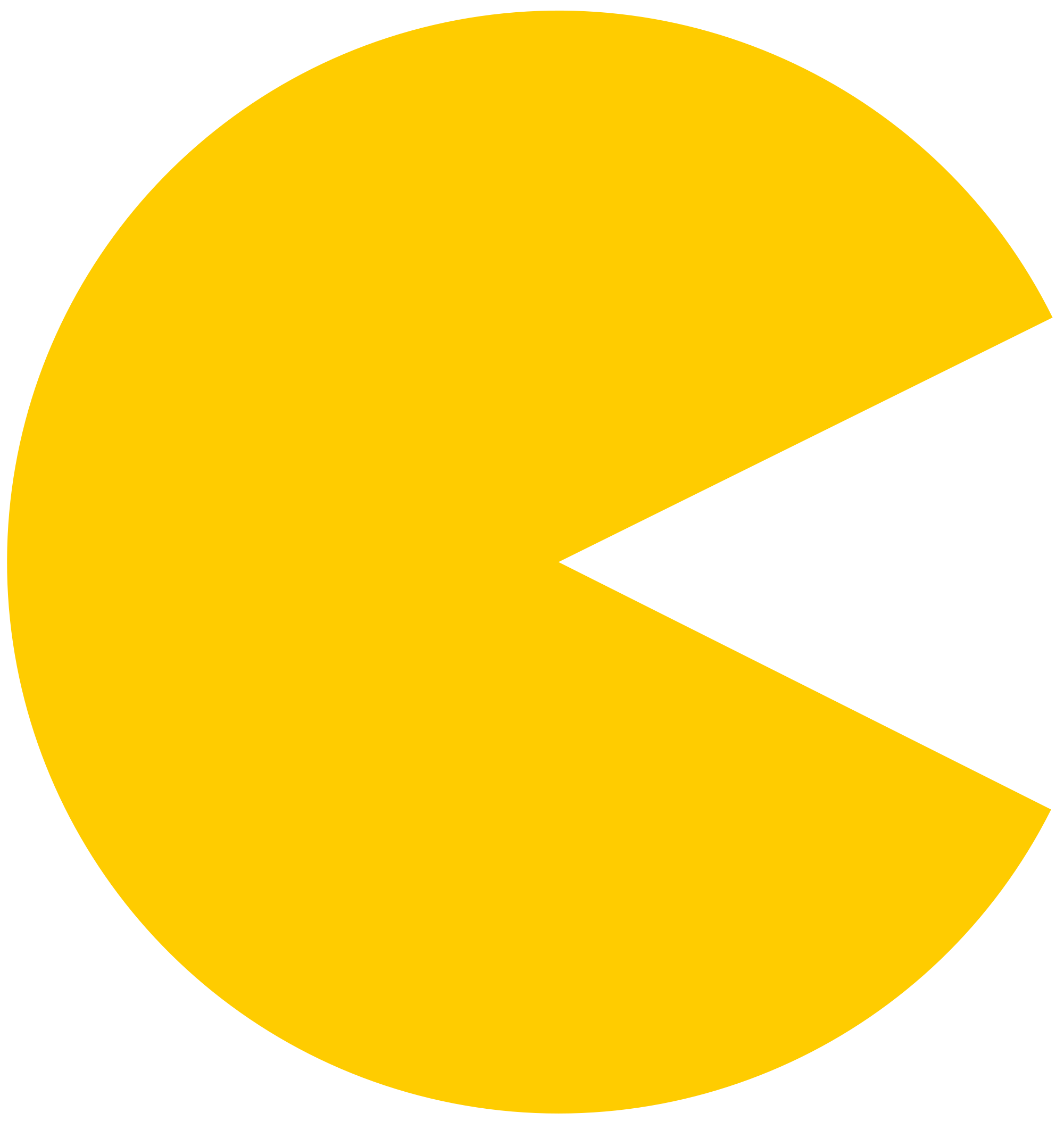 picture freeuse Pac Man Plain Yellow transparent PNG