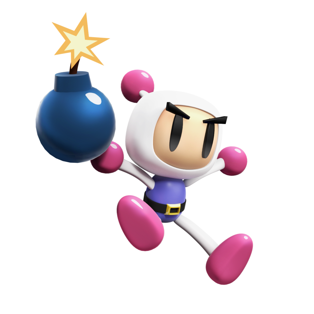 stock Bomberman