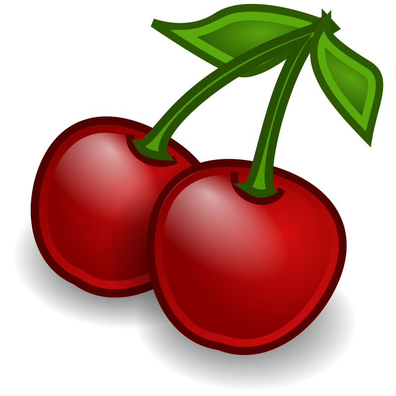 banner pacman drawing cherry #100770333