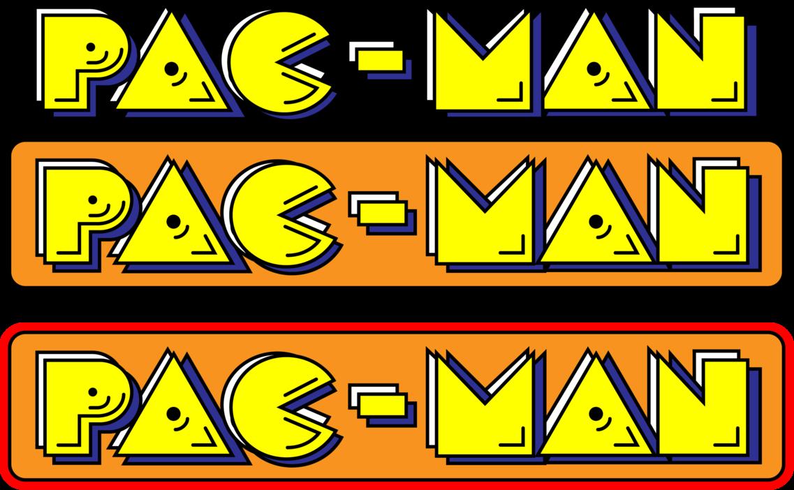 transparent pacman vector background #100775791