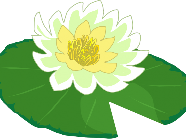 clip art transparent download Lily free on dumielauxepices. Pad clipart cute.
