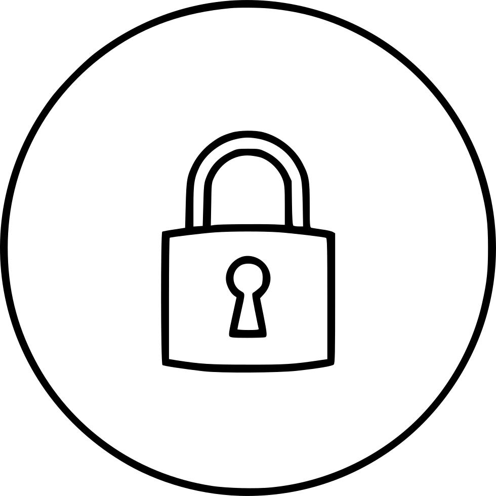 clip transparent download Lock and key clipart. Padlock drawing at getdrawings