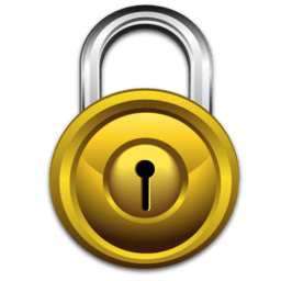 svg freeuse download Padlock clipart golden. Gold lock cliparts zone