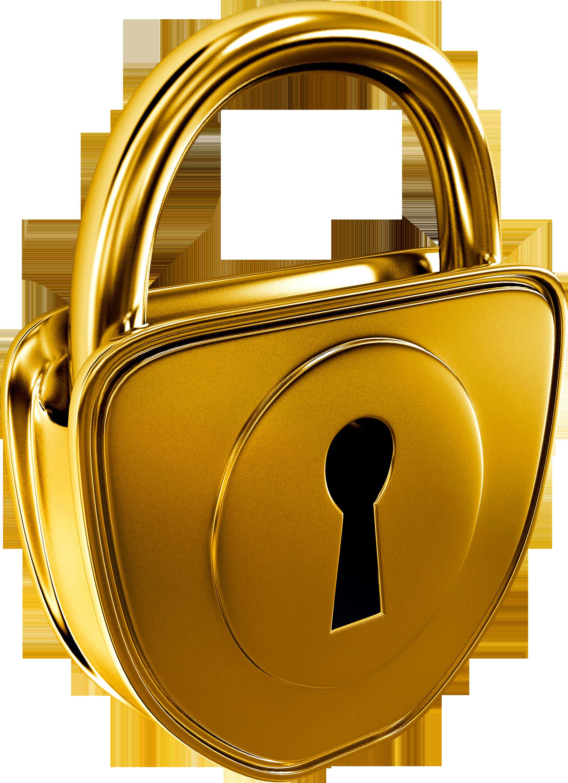 clip free download Padlock clipart golden. Png image